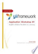 Yii Framework Application Workshop 1