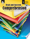 Read and Succeed  Comprehension  Level 1