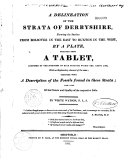 download ebook a delineation of the strata of derbyshire with a description of the fossils found in there strata pdf epub