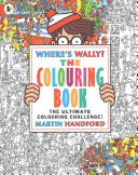 Where s Wally  The Colouring Book