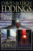 Belgarath the Sorcerer and Polgara the Sorceress  2 Book Collection