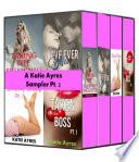 A Katie Ayres Sampler Pt. 2 (Free Erotic Short Stories)