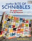 Another Bite Of Schnibbles : her top-selling schnibbles times two....
