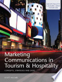 Marketing Communications In Tourism And Hospitality book