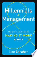 Millennials   Management