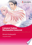 Untamed Italian  Blackmailed Innocent