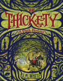 The Thickety: A Path Begins Book Cover