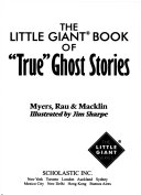 The little giant book of  true  ghost stories