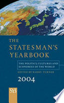 The Statesman s Yearbook 2004