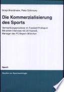 Die Kommerzialisierung des Sports