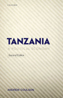 Tanzania Of Tanzania From Pre Colonial Times To The