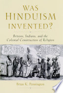 Was Hinduism Invented