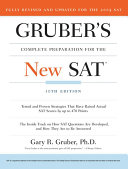 Gruber s Complete Preparation for the New SAT  10th Edition
