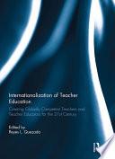 Internationalization of Teacher Education