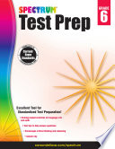 Spectrum Test Prep  Grade 6