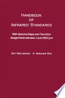 Handbook of Infrared Standards
