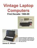 Vintage Laptop Computers