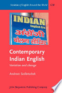 Contemporary Indian English