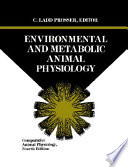 Comparative Animal Physiology  Environmental and Metabolic Animal Physiology