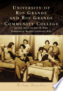 University of Rio Grande and Rio Grande Community College