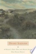 Desert Sojourn Book PDF