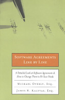 Software Agreements Line by Line