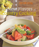 Country Living Flavors of Country Cookbook