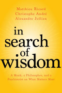 download ebook in search of wisdom pdf epub