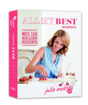 All my Best desserts   Julie Andrieu
