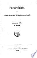 Bundesblatt