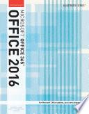 Illustrated Microsoft Office 365   Office 2016  Intermediate
