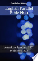 English Parallel Bible No21
