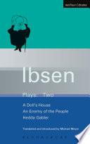 Ibsen Plays  2