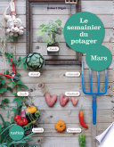 illustration Le semainier du potager - Mars