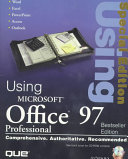 Using Microsoft Office 97 Professional