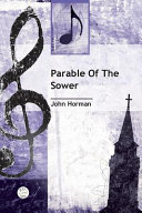 Parable of the Sower Anthem