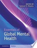 Essentials of Global Mental Health