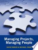 Managing Projects Managing People