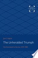 The Unheralded Triumph