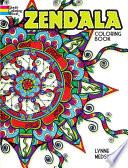 Zendala Coloring Book