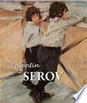 illustration du livre Valentin Serov