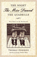 The Night the Mice Danced the Quadrille
