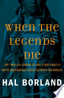 When the Legends Die Book PDF