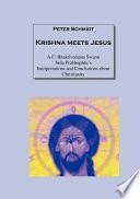 Krishna meets Jesus
