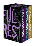 download ebook the beautiful creatures paperback set: beautiful creatures, beautiful darkness, beautiful chaos pdf epub