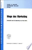 Wege des Marketing
