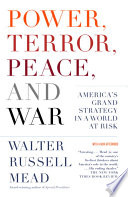 Power  Terror  Peace  and War