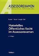 Materielles Öffentliches Recht im Assessorexamen