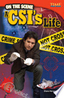 En escena  La vida de un CSI  On the Scene  A CSI s Life