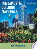 Fundamental Building Materials book